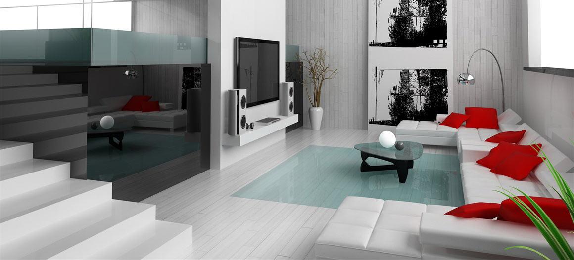 Gruppo Inventa arreda la tua casa in stile contemporaneo.
