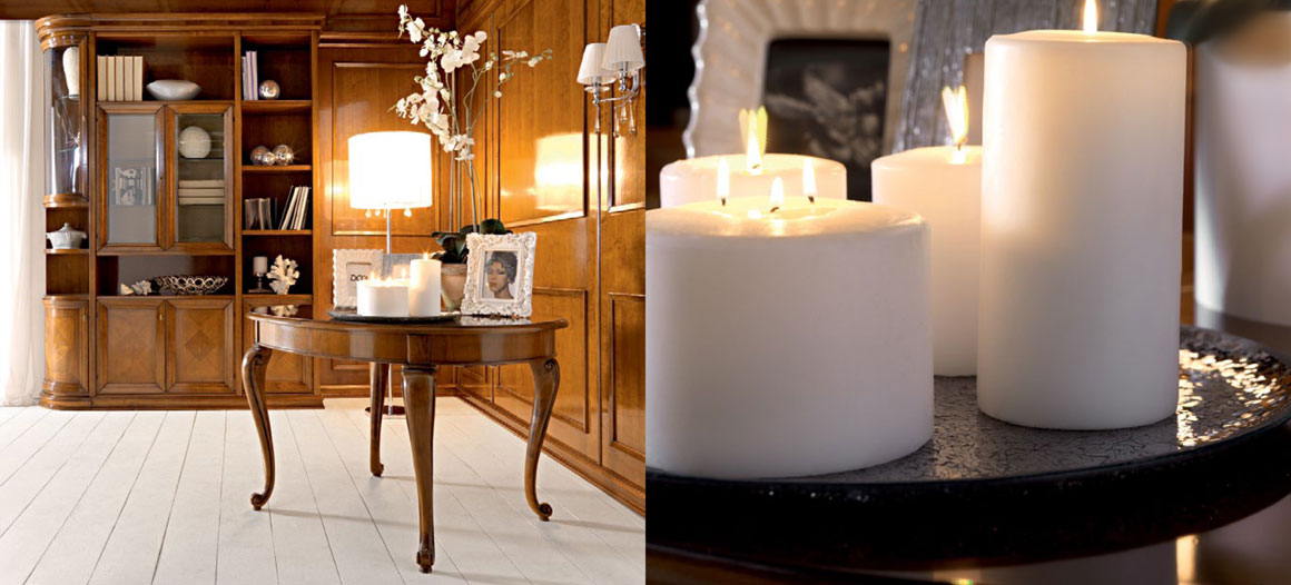 Gruppo inventa mobili ed arredamento classico for Casa classica arredamento moderno