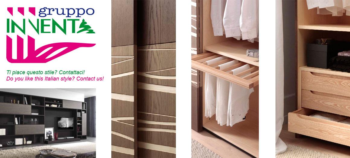 Camere da letto moderne bruno piombini - Bruno piombini camere da letto ...