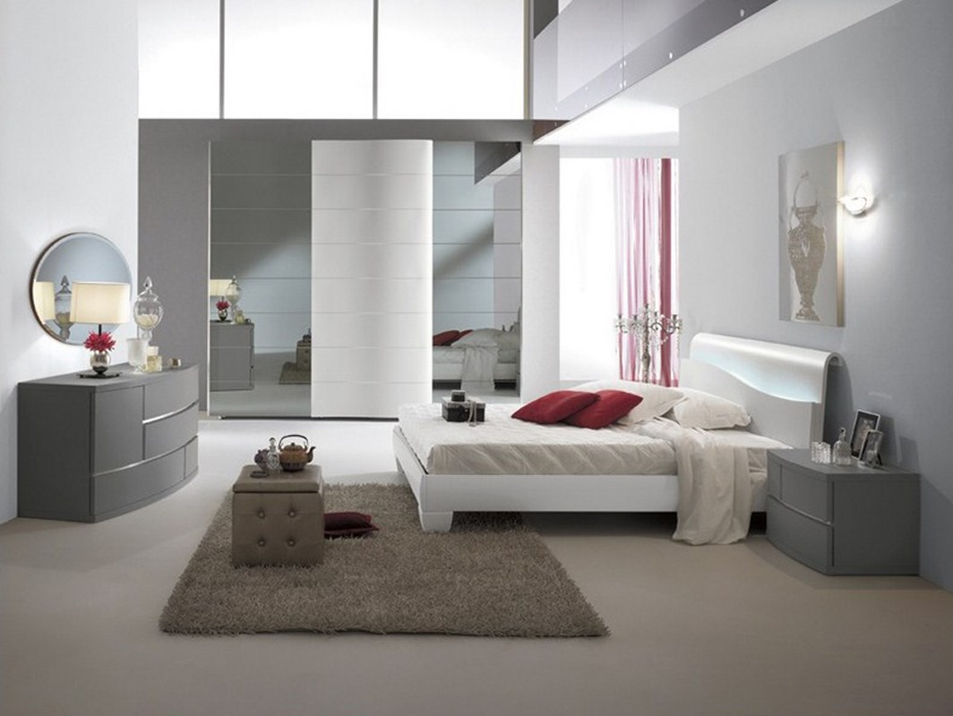 Gruppo inventa arreda la tua casa in stile moderno for Arredamento rustico moderno camera da letto