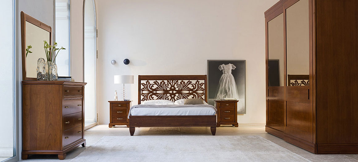 Gruppo inventa mobili ed arredamento classico - Foto camere da letto classiche ...