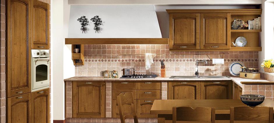 Gruppo inventa mobili ed arredamento classico - Cucine da taverna ...