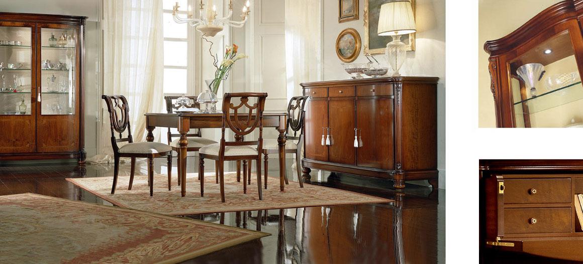 112 Soggiorno Classico Elegante - elegante soggiorno ...